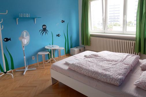Patio Hostel - Μπρατισλάβα - Κρεβατοκάμαρα