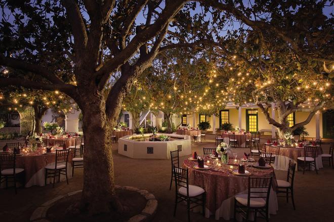 Portola Hotel & Spa At Monterey Bay - Monterey - Sala ricevimenti