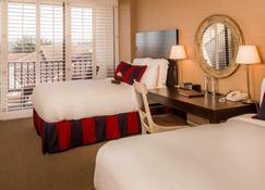 Portola Hotel & Spa At Monterey Bay - Monterey - Kamar Tidur