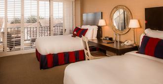 Portola Hotel & Spa At Monterey Bay - Monterey - Bedroom