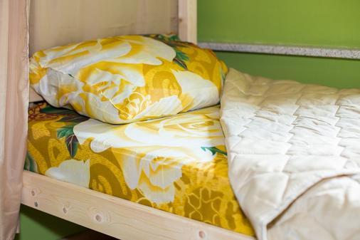 Nice Hostel Mayakovskaya - Moscow - Bedroom
