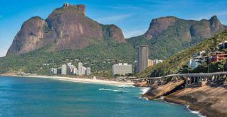 Hotel Nacional Rio de Janeiro - ריו דה ז'ניירו - חוף