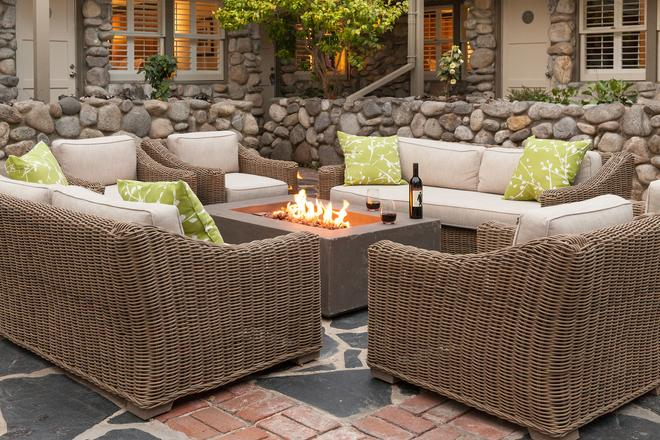 The Hideaway - Carmel-by-the-Sea - Patio