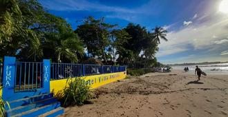 Hotel Villa Amarilla - Tamarindo - Praia