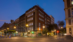Zocalo Central Mexico City - Πόλη του Μεξικού - Κτίριο