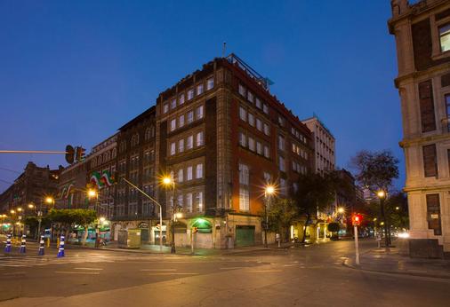 Hotel Zocalo Central - Πόλη του Μεξικού - Κτίριο