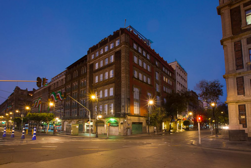 Hotel Zocalo Central - Mexico City - Toà nhà