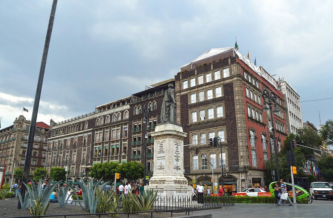 Hotel Zocalo Central - Mexico City - Building