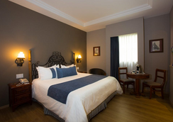 Hotel Zocalo Central - Πόλη του Μεξικού - Κρεβατοκάμαρα