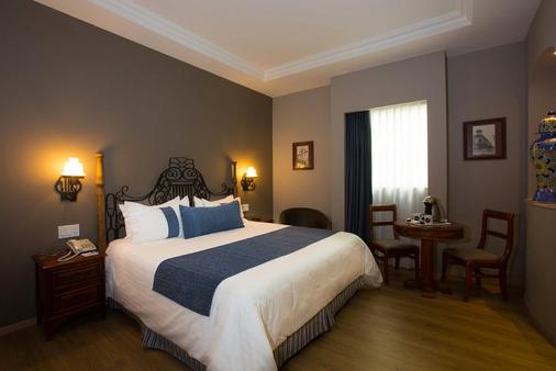 Hotel Zocalo Central - Mexico City - Phòng ngủ