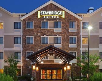 Staybridge Suites Fayetteville/Univ of Arkansas - Fayetteville - Gebäude