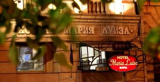 Hotel Maria Luisa - Sofia - Bangunan