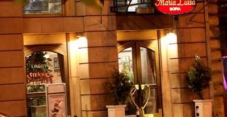 Hotel Maria Luisa - Sofia - Rakennus