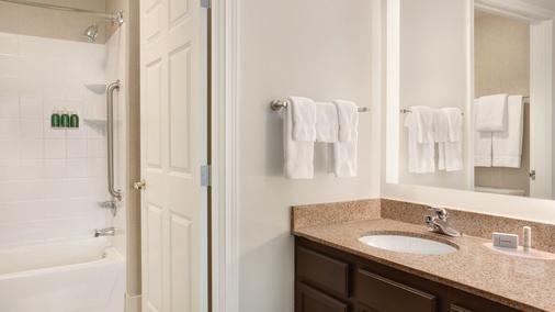Residence Inn by Marriott Atlanta Duluth/Gwinnett Place - Duluth - Bathroom