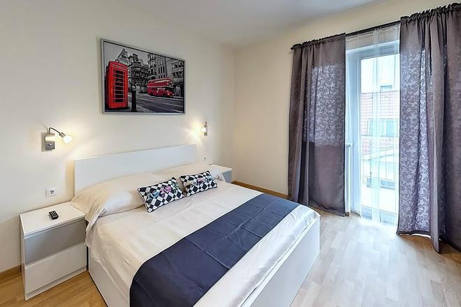 DI Verdi Imperial Hotel - Budapest - Camera da letto