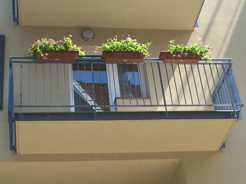 DI Verdi Imperial Hotel - Budapest - Balcony