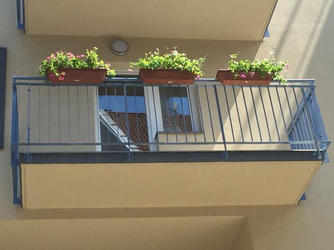 DI Verdi Imperial Hotel - Budapest - Balcone