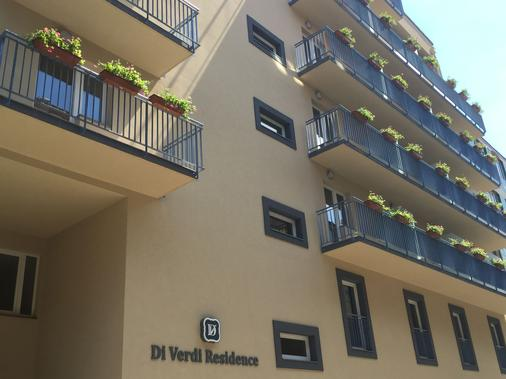 DI Verdi Imperial Hotel - Budapest - Building