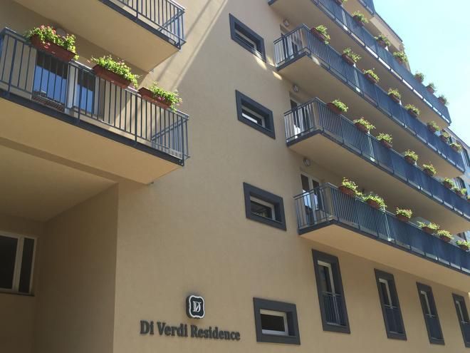 DI Verdi Imperial Hotel - Budapest - Edificio