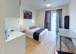 DI Verdi Imperial Hotel - Budapest - Bedroom