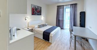 DI Verdi Imperial Hotel - בודפשט - חדר שינה