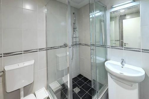 DI Verdi Imperial Hotel - Budapest - Bathroom