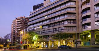 海德公園Y酒店 - 雪梨 - 建築