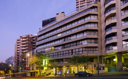 โรงแรมซอง ซิดนีย์ - ซิดนีย์ - อาคาร