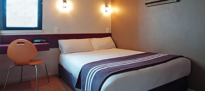 海德公園Y酒店 - 雪梨 - 臥室
