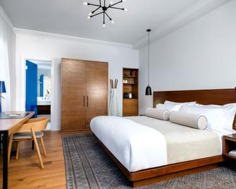 The Walper Hotel - Kitchener - Bedroom