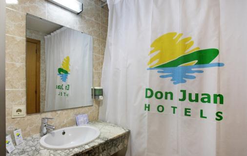 Hotel Don Juan Tossa - Tossa de Mar - Phòng tắm