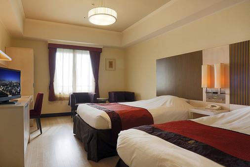 大阪蒙特利拉蘇瑞飯店 - 大阪 - 臥室