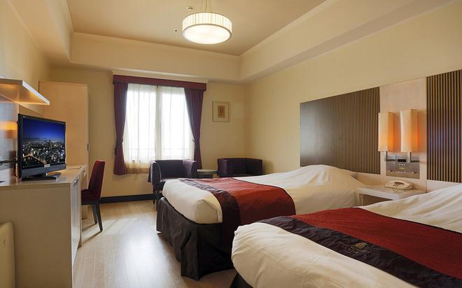 大阪蒙特利拉蘇瑞酒店 - 大阪 - 臥室