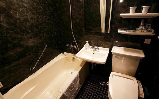 大阪蒙特利拉蘇瑞飯店 - 大阪 - 浴室