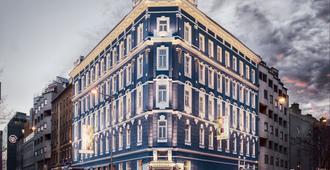 Hotel Donauwalzer - Вена - Здание