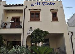 Hotel Al-Taïr - San Vito Lo Capo - Gebäude