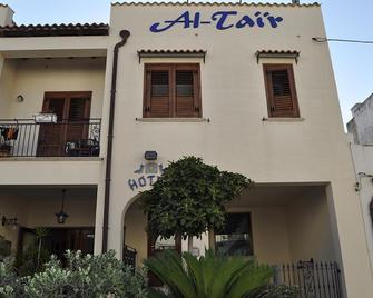 Hotel Al-Taïr - San Vito Lo Capo - Toà nhà