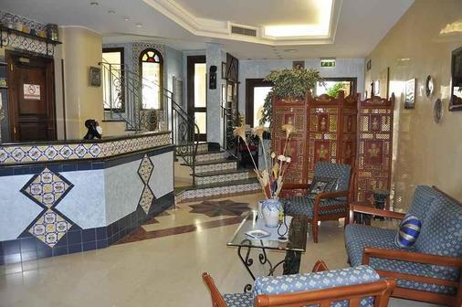 Hotel Al-Taïr - San Vito Lo Capo - Bar