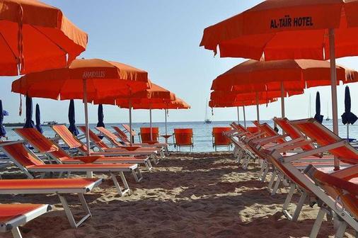 Hotel Al-Taïr - San Vito Lo Capo - Bãi biển