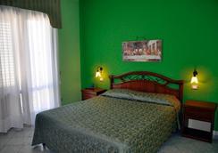 Hotel Al-Taïr - San Vito Lo Capo - Phòng ngủ