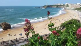 Hotel Florida - Biarritz - Strand