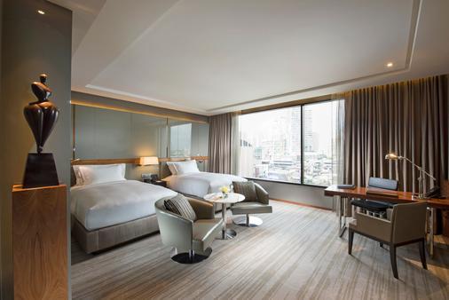 Hilton Sukhumvit Bangkok - Bangkok - Bedroom