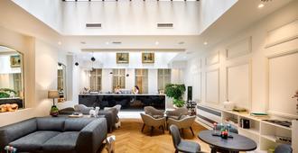 Heritage Hotel Imperial - Opatija - Resepsjon