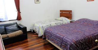 Volta Inn Hostel - Valparaíso - Bedroom
