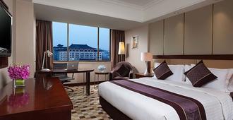 Jinjiang West Capital International Hotel - שי-אן - חדר שינה