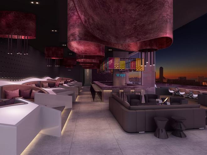 Aloft City Centre Deira, Dubai - Ντουμπάι - Bar