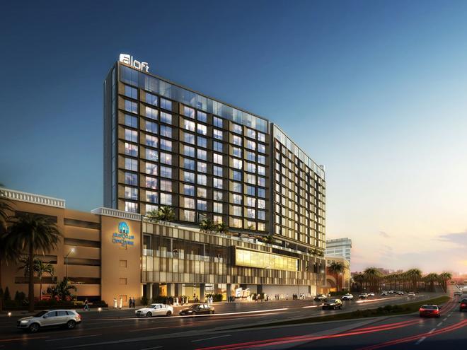 Aloft City Centre Deira, Dubai - Ντουμπάι - Κτίριο