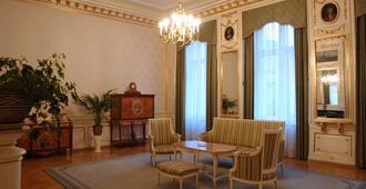 Grand Hotel - Krakow - Living room