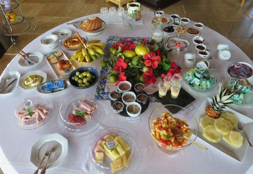 Trópico De Capricórnio - Búzios - Thức ăn