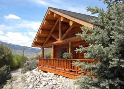 The Roosevelt Hotel - Yellowstone - Gardiner - Budynek